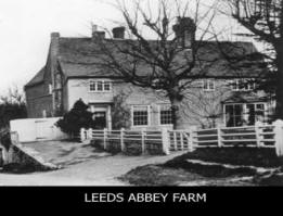 Leeds Abbey Farm - My First Home