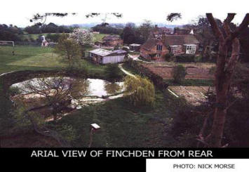 Finchden From The Air