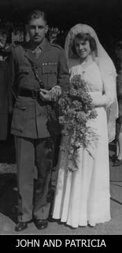 My Mother and Father's Wedding 1946